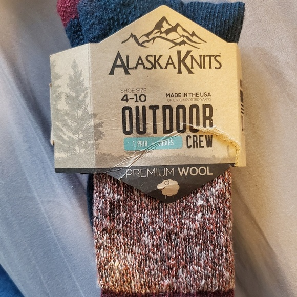 Other - Alaska knits wool socks